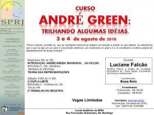 Curso André Green @ SPRJ | Rio de Janeiro | Brasil