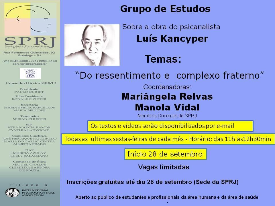 Grupo de Estudos @ SPRJ | Rio de Janeiro | Brasil