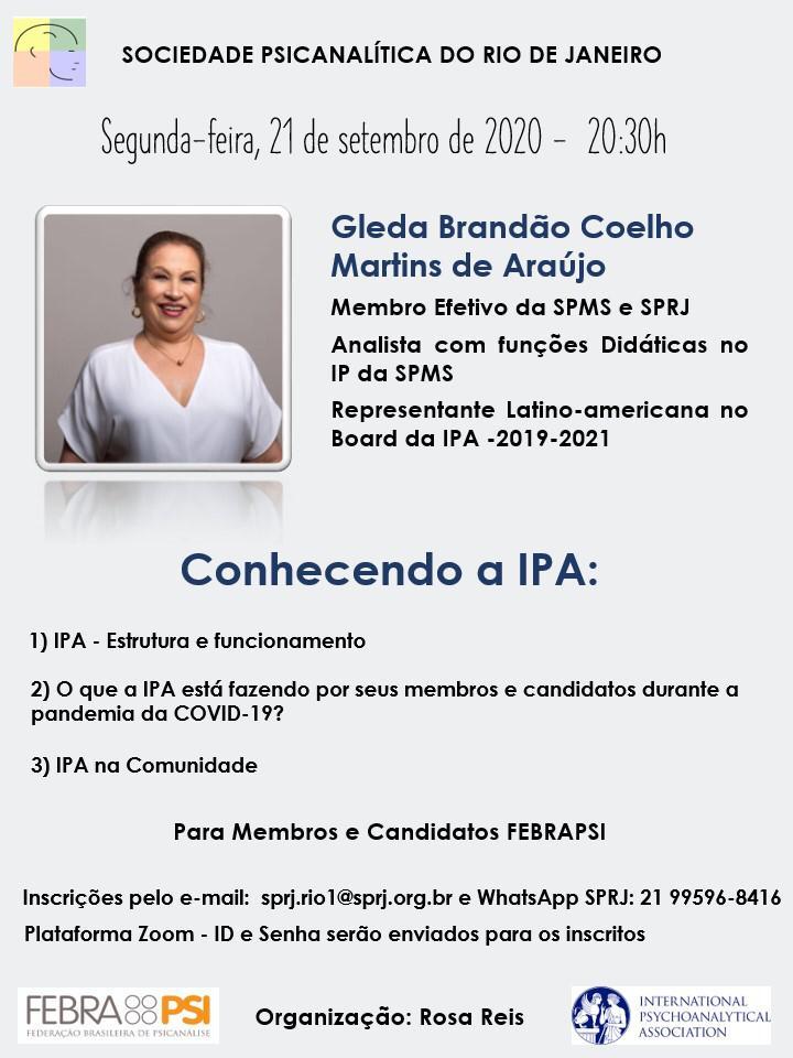 Conhecendo a IPA @ on-line