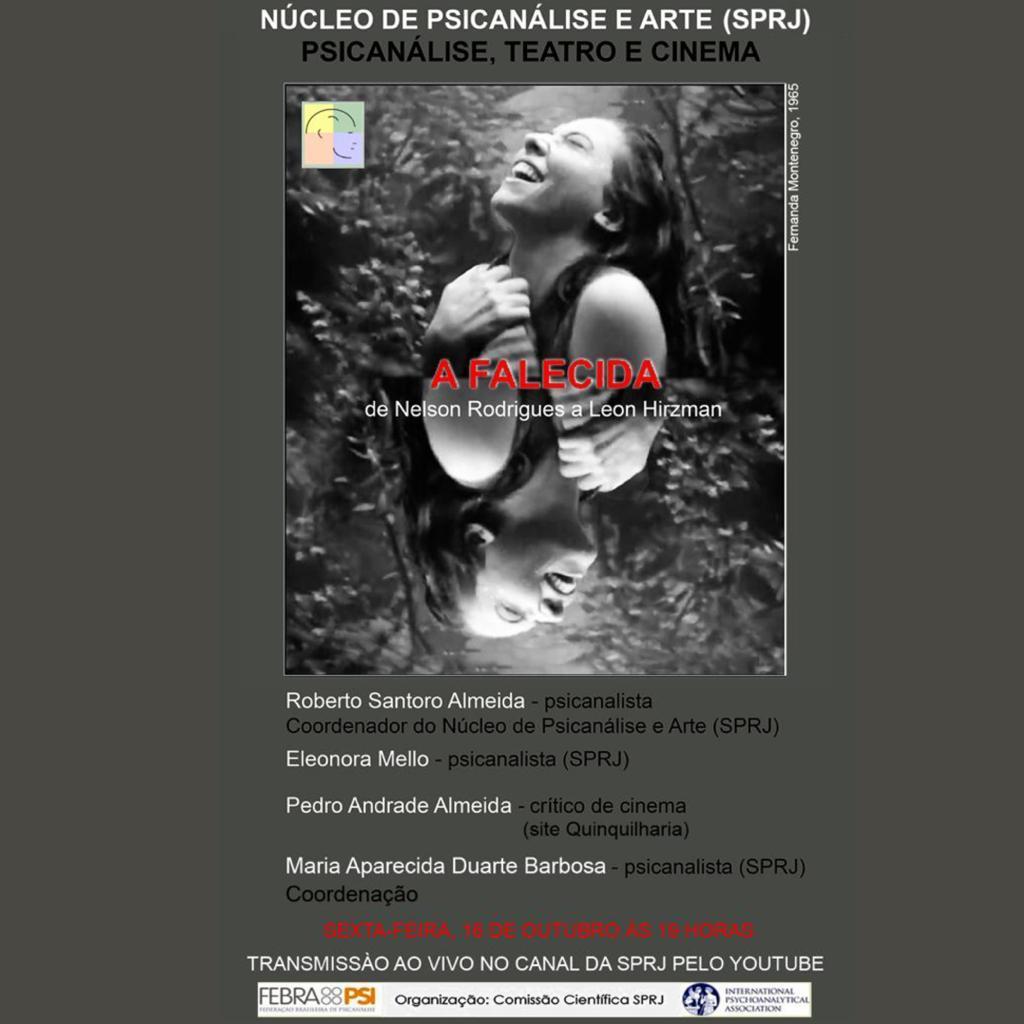 Psicanálise, Teatro e Cinema. @ on-line