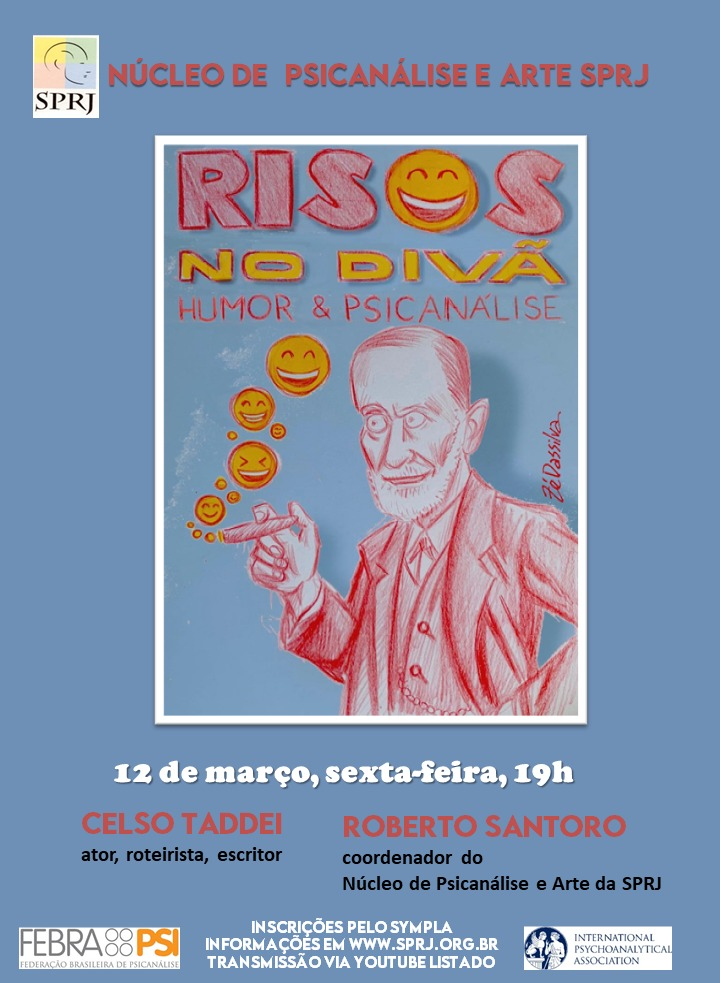 Risos no Divã - Humor & Psicanálise @ on-line