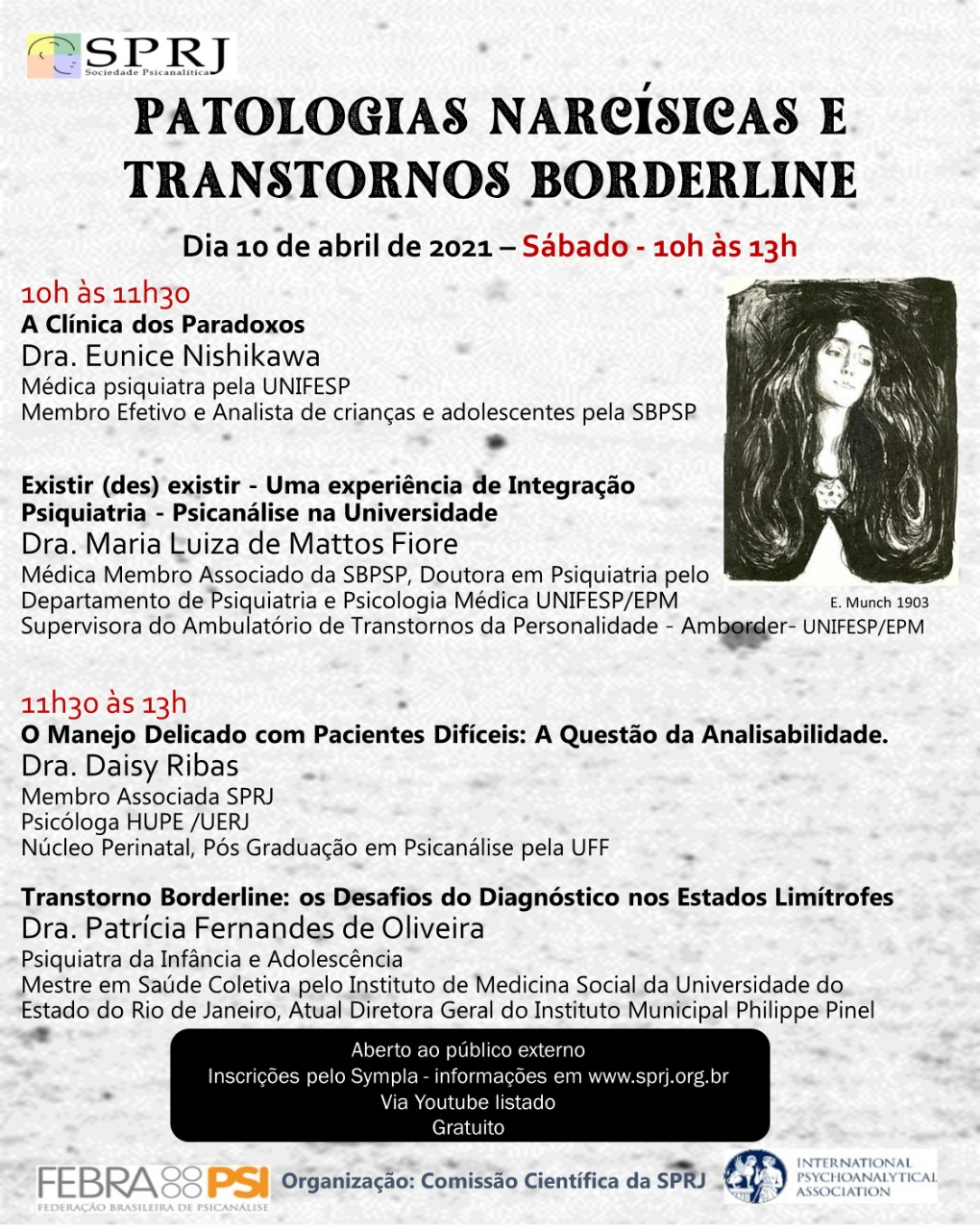 Patologias Narcísicas e Transtornos Borderline @ on-line